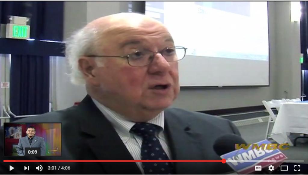 Steinberg Interviewed on Identity Theft on WMBC-TV